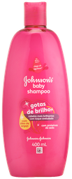 Shampoo johnson's Baby Gotas de Brilho 400 mL