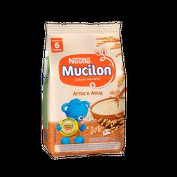 15% em 2 Unid Cereal infantil MUCILON arroz e aveia 230g