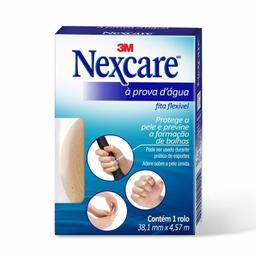 Fita Flexivel Nexcare Prova D'água 25Mmx4,5M
