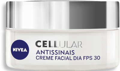 Creme Facial Dia Cellular Antissinais FPS 30 Nivea 52g