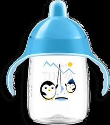 Copo Pinguim c Bico Philips Avent Azul 340mL