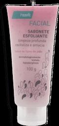 Sabonete Needs Esfoliante Facial 100g