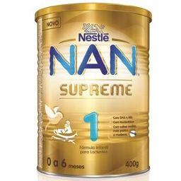 Leite Infantil Nan Supreme 1 400 g