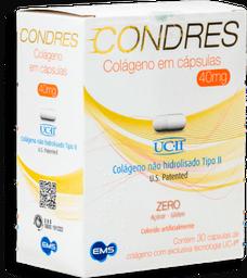 Colágeno Condres 40 Mg 30 Cápsulas