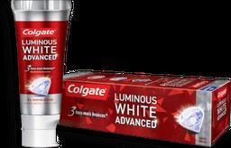 Creme Dental Colgate Luminous White Advanced 70g