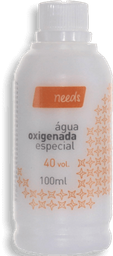 Água Oxigenada Needs 40 Volumes 100mL