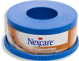 Esparadrapo Nexcare Impermeável Bege 12Mmx3M