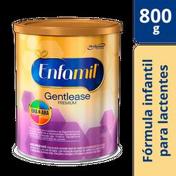 Fórmula Infantil Enfamil Gentlease Premium 800 g