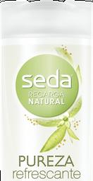 Shampoo Seda Pureza Detox 325mL