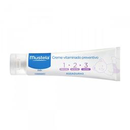 Creme Vitaminado Preventivo de Assaduras Mustela 123