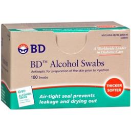 Gaze Embebida com álcool 70% Bd Com 100 Und