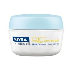 Creme Nivea Antiss Visage Q10 Plus Diu Fps 15 Pele Oleosa 52 mL