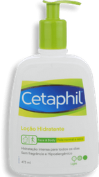 Loção Hidratante Cetaphil 473 mL
