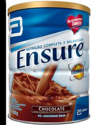 Suplemento Nutricional Ensure Sabor Chocolate 900 g