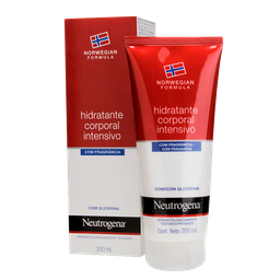 Hidra Corporal Neutrogena Norwegian Body Com Fragrancia 200 mL