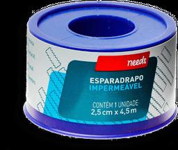 Esdrapo Impermeável 2,5cm X 4,5m Needs 1 Und