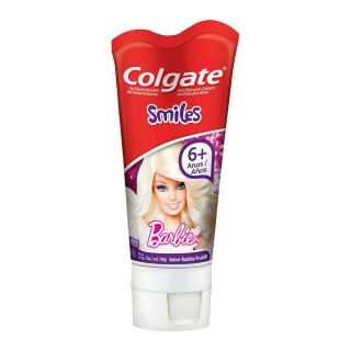Creme Dental Colgate Junior Barbie 100 g