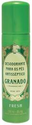 Desodorante Granado Para Os Pés Antisseptico Fresh 100 g