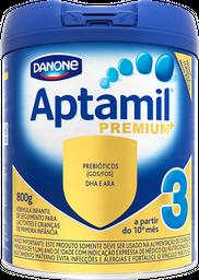 Leite Infantil Aptamil Premium 3 800 g