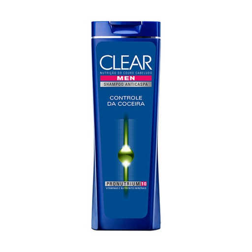 Shampoo Clear Controle Coceira 400 mL
