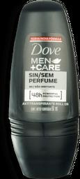 Desodorante Roll On Dove Men Care s Perfume 50mL