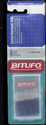 Refil Bitufo Para Escova De Dentes Interdental Hb Conica 10 Und