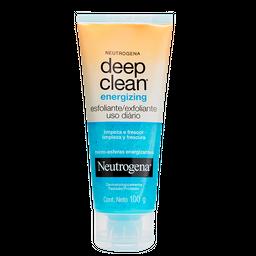 Esfoliante Neutrogena Depp Clean Energizing 100 g