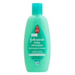 Shampoo Johnsons Baby Hidratação Intensa 200 mL