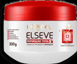 Creme De Tratamento Reparação Total 5+ Elseve L'Oréal Paris 300G