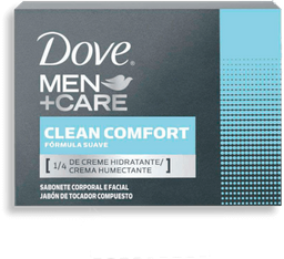 Sabonete Dove Men Care Clean Confort 90 g