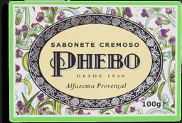 Sabonete Phebo Alfazema 100g