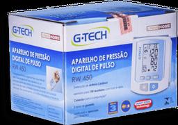 Monitor Digital de Pressão Arterial RW450 G-TECH 1 Und