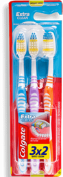 Escova Dental Colgate Extra Clean Media 3U