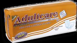 Absorvente Geriátrico Unissex Premium Adultcare 20 Unds