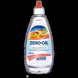 Adoçante Zero Cal Líquido Sacarina E Ciclamato 200 mL