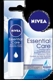 Protetor Labial Nivea Lip Care Essential 4,9 g