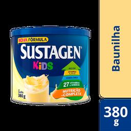 Sustagen Kids Baunilha Lata 380g - Complemento Alimentar