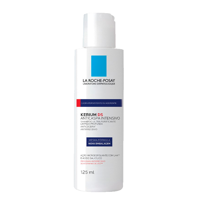 La Roche-Posay Kerium Ds Ac Int 125ml 2018