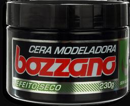 Cera Modeladora Bozzano Efeito Seco Pote 230 g