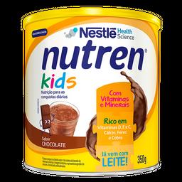 Nutren Kids Suplemento Alimentar Chocolate 350 g