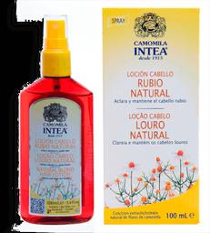 Loção Capilar Spray Louro natural Intea 100 mL