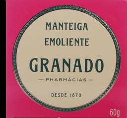 Manteiga Granado Emoliente 60 g