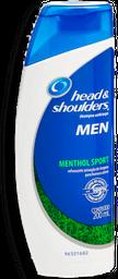 Shampoo Head Menthol 200 mL