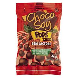 Chocolate Choco Soy Pops Zero Diet 40 g