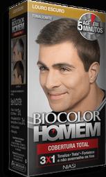 Tonalizante Biocolor Homem Louro Escuro 1 Und