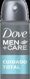 Desodorante Aerosol Dove Men Cuidado Total Clean Comfort 89 g