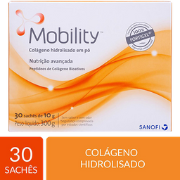 Mobility 10 g Com 30 Sachês