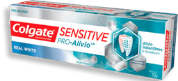 Creme Dental Colgate Sensitive Pró Alívio Real White 110g