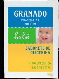 Sabonete Granado Infantil Glicerina Bebe 90 g