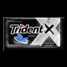 Goma de Mascar TRIDENT Xfresh Intense Bag 32g